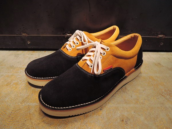 SNOID Suede Deck Shoes