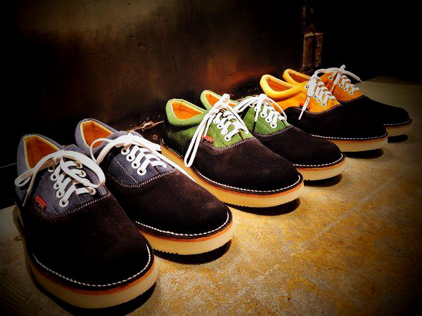SNOID Suede Deck Shoes (19)