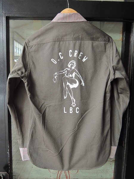 O.C CREW SCAR 2TONE SHIRTS (14)