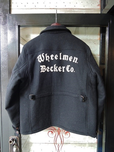 STORM BECKER WHEELMEN STUDS SPORTS JKT (1)