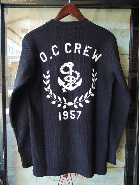 O.C CREW ANCHOR V NECK THURMAL (6)