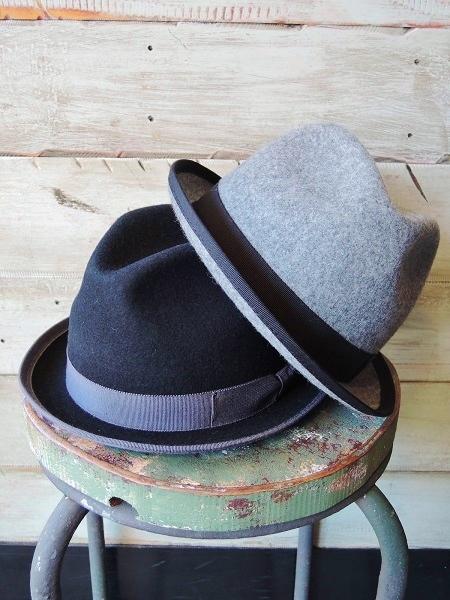 Delinquent Bros SNUFF FELT HAT (1)