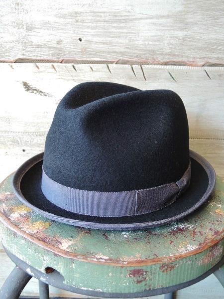 Delinquent Bros SNUFF FELT HAT (2)