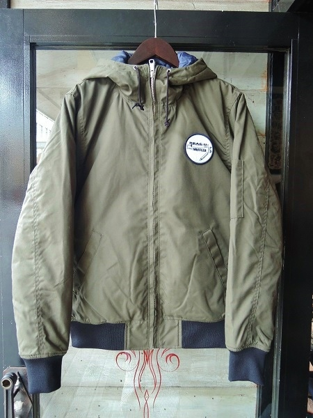 SNOID BIG FOOT CO WORK JKT (1)