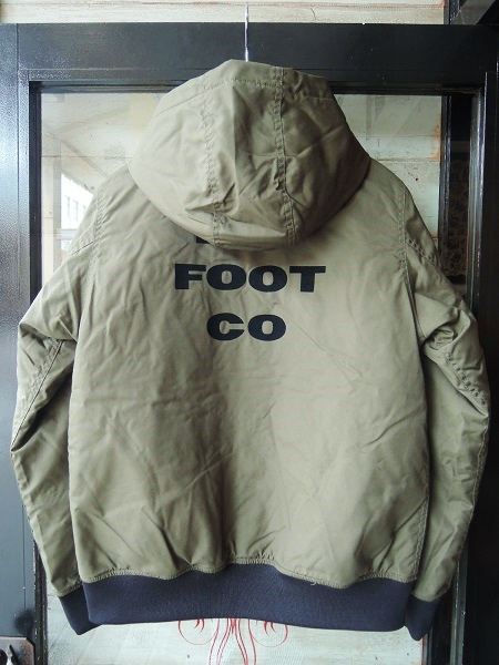SNOID BIG FOOT CO WORK JKT (6)