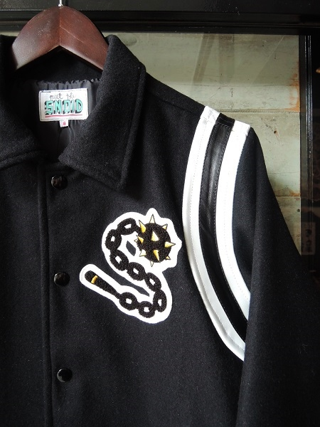 SNOID BARBARIANS Jacket (2)