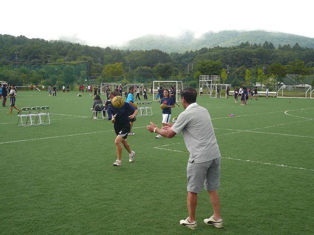ハンドボール講習会