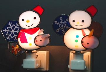 s雪だるまのおやすみライト2013[1]