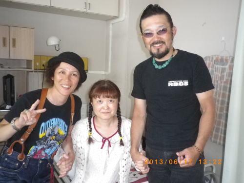 2013年6月15(土)志穂さんとひろみさんのサプライズ②ブログ用