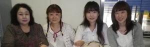 2013年6月16日(日)日本平の母と妹達と