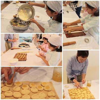 cleさんのクッキー教室