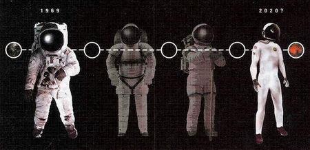 宇宙服の変遷