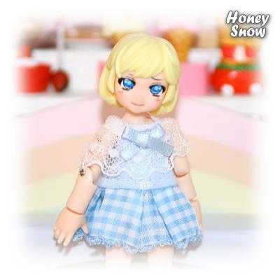 ファニカちゃん★イエロー髪