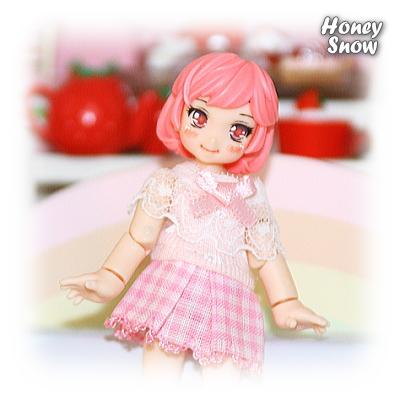 ファニカちゃん★ピンク髪