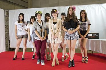 2013イメージガール集合