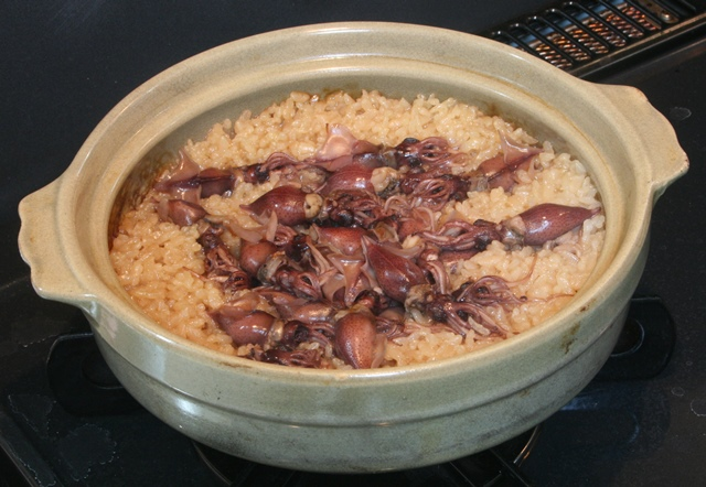 IMG_5639 ホタルイカご飯 W