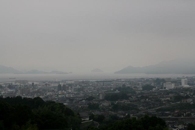 IMG_6661 展望塔から瀬戸内海を望む W