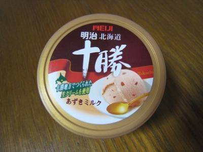 北海道十勝あずきミルク