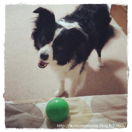 このボールで
