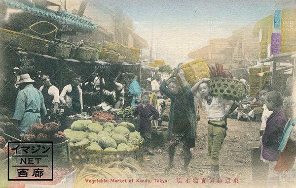 神田青物市場