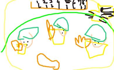 お絵描きの絵07