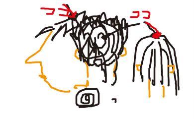 リズムcおえかき01