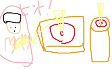 稲葉お絵描き01