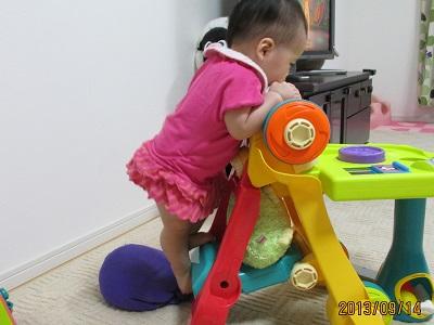 おもちゃ乗り
