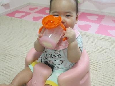 ミルクうまし!!