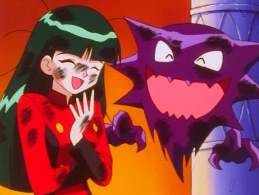 ポケットモンスター 第21話「ゴーストVSエスパー!」