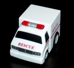 大型救急車