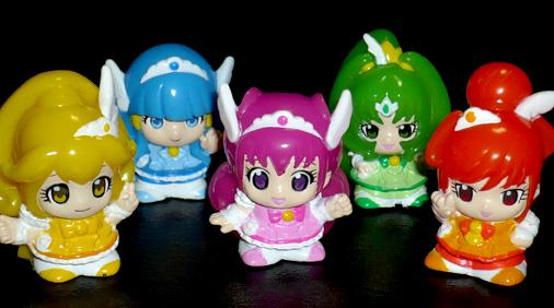 スマイルプリキュア! すくい人形