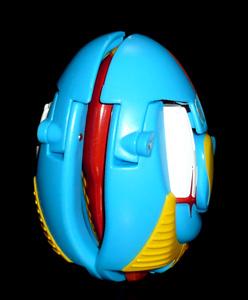 ウルトラエッグ メトロン星人 エッグモード