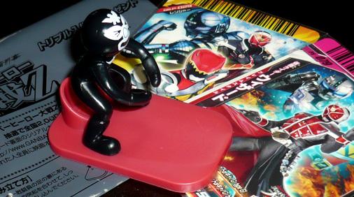 仮面ライダー×スーパー戦隊×宇宙刑事 スーパーヒーロー大戦Z トリプル入場者プレゼント