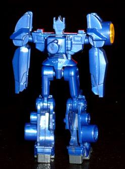 アームズマイクロン オートボット オプティマスプライムバスター ロボットモード