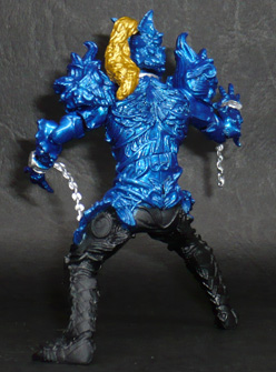 ガルル獣人態
