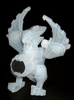 プラモンスター ホワイトガルーダ