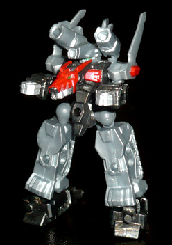 メタリックドラゴン ロボットモード