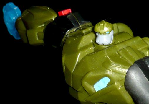 オートボット バルクヘッド