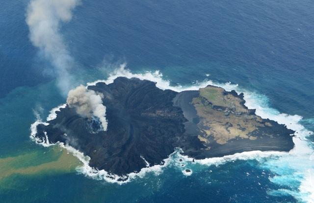西之島 - 癒守の地球