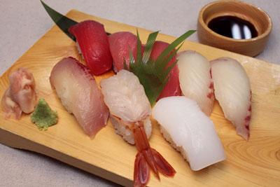 魚々味 寿司