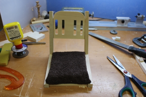 座椅子11
