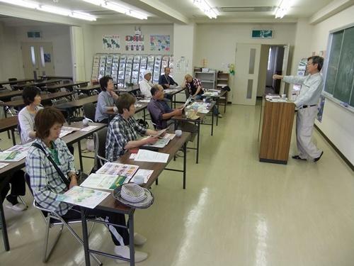 2013.6.10 女子会サカタのタネ見学(伊藤農園) 006
