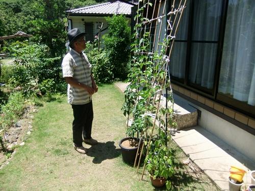 2013.7.8 パッションフルーツ栽培講習(やまびこ) 047