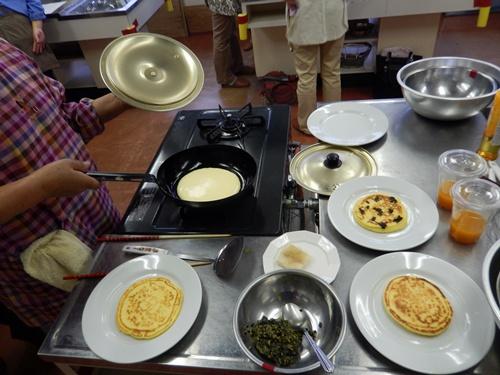 2013.10.19 料理教室(パッションフルーツ) 007