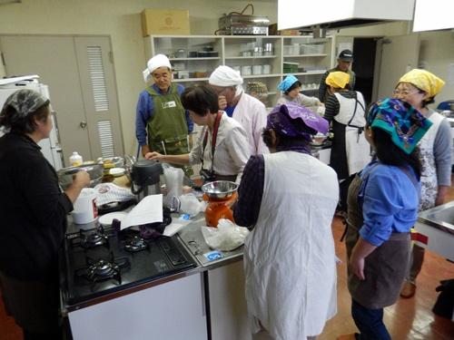 2013.10.19 料理教室(パッションフルーツ) 006