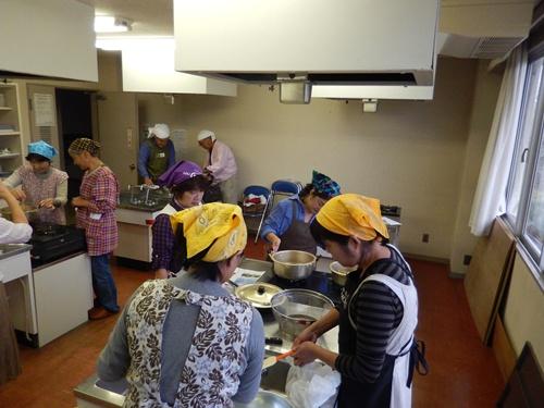 2013.10.19 料理教室(パッションフルーツ) 004