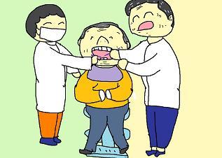 歯医者通い