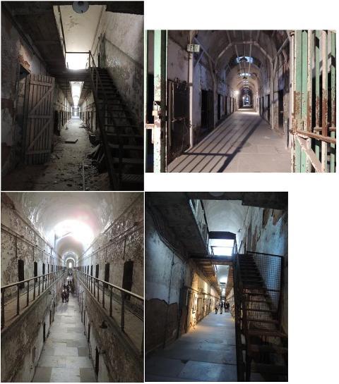 刑務所の中