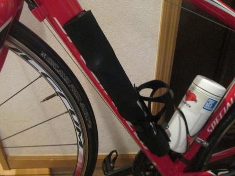 ⑦自転車に設置
